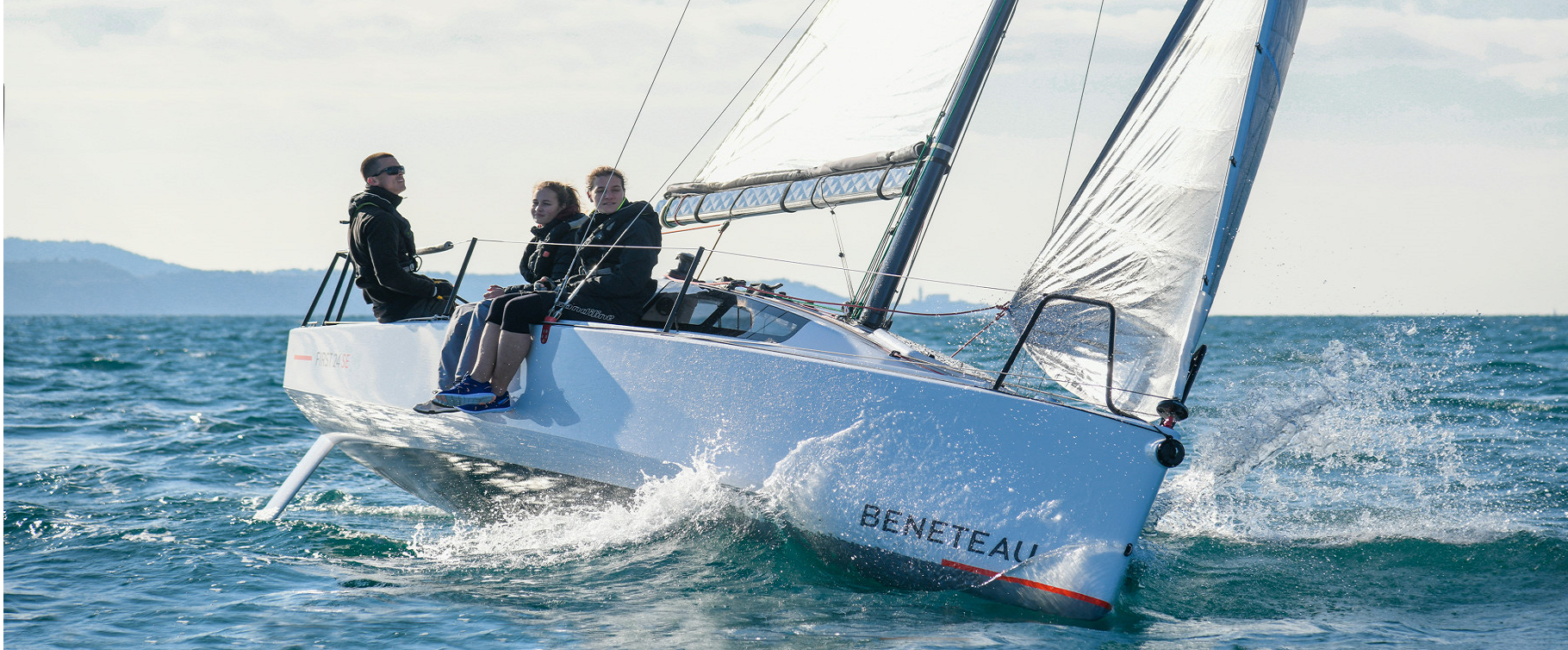 New Beneteau First 24 boat for sale