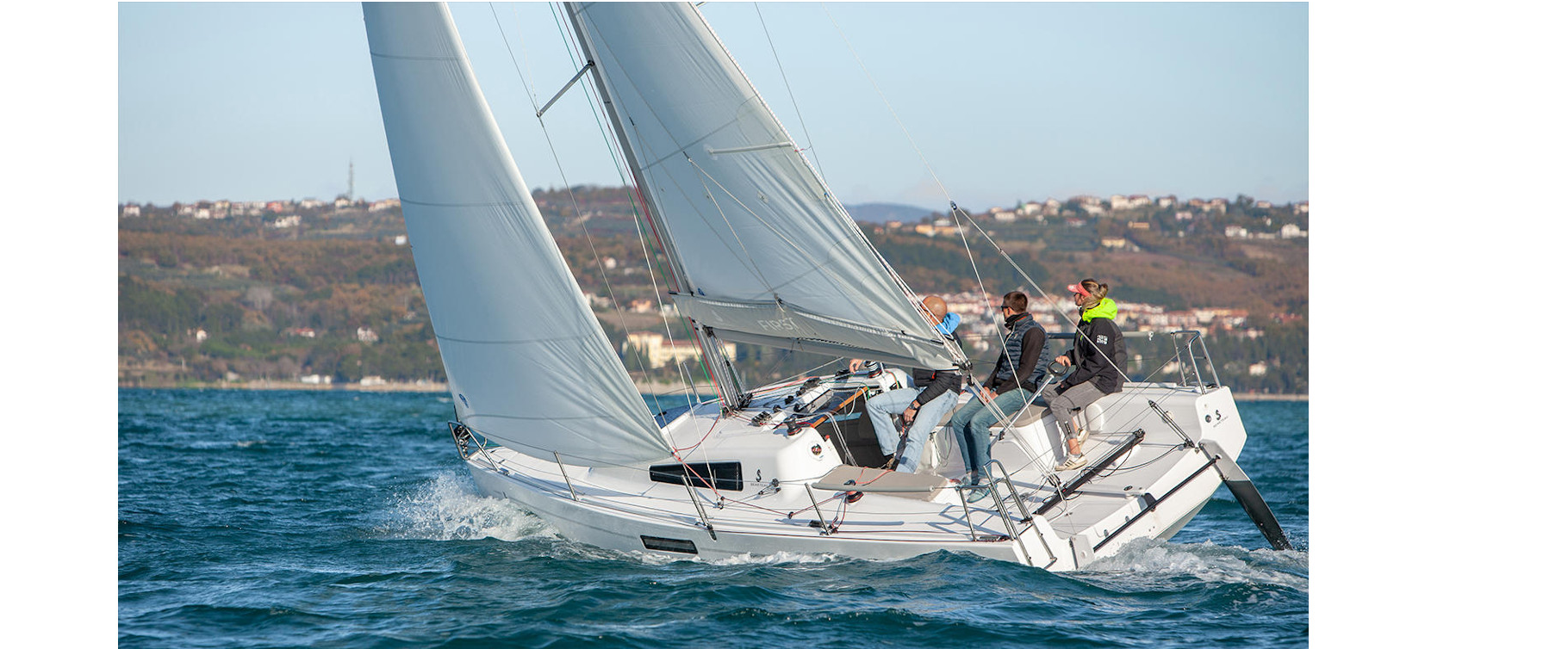 New Beneteau First 27 boat for sale