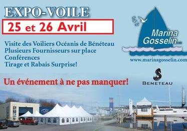 EXPO VOILE 25 et 26 AVRIL