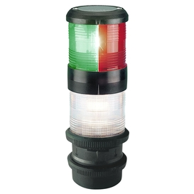 Tri-Colour and Anchor Navigation Light- S40 Aqua Signal (40706-7)