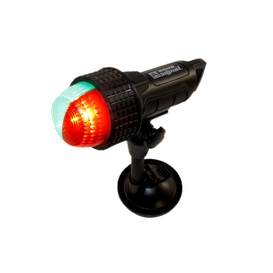 Bi-color LED Navigation Light for Dinghys -Aqua Signal (27400-7)