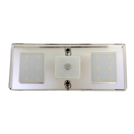 Low Profile Rectangular Domelight 12 LED-Victory (AA01737)