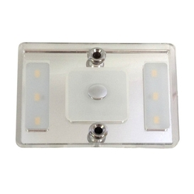 Low Profile Square Domelight 6 LED-Victory (AA01740)