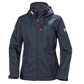 Women- Crew Hooded Midlayer Jacket-Helly Hansen(33891)