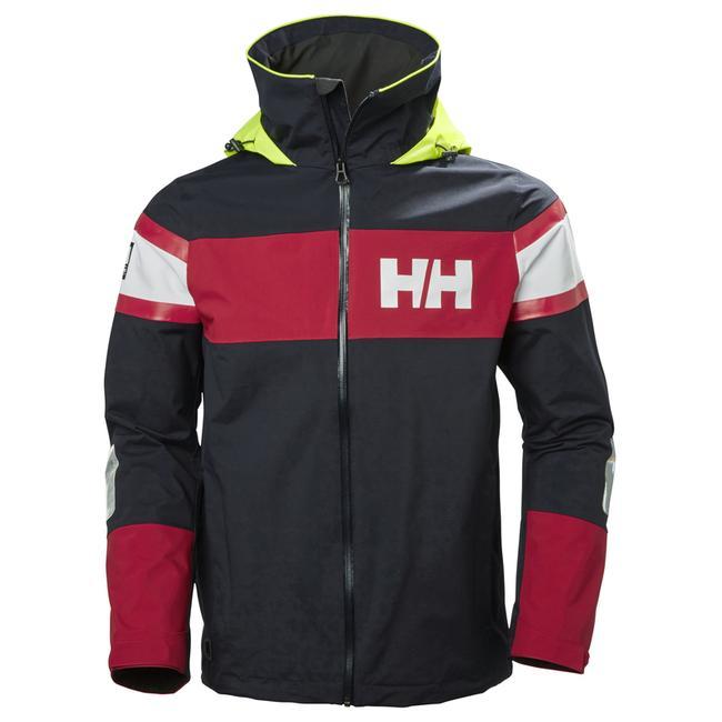livraison rapide couleurs délicates pour toute la famille Manteau Homme-Salt Flag -Helly Hansen (33909)