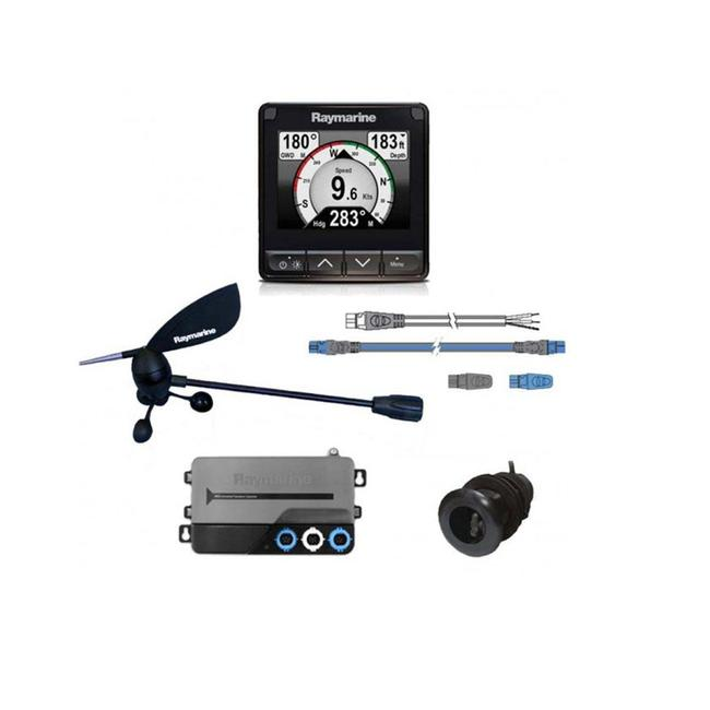 i70s System Pack-Wind, Speed, Depth- Raymarine (T70226)