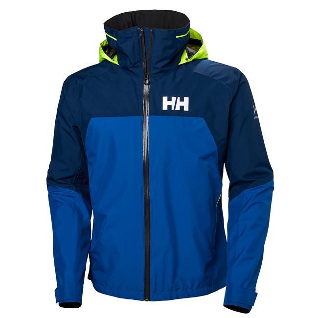 prix bas emballage fort sur des pieds à Homme-Manteau HP Fjord-Helly Hansen (34009)
