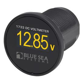 Mini OLED DC Voltmeter-Blue Sea 1733
