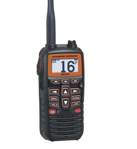 Floating Marine Handheld Transceiver-HX210 Standard Horizon