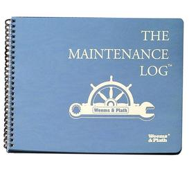 Maintenance Log Book- Weems & Plath #804