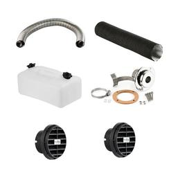 Installation kit for Wallas heaters- 22GB et 30GB