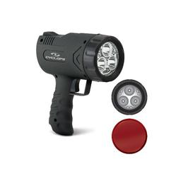 Sirius 500 Lumen Handheld Spotlight w/6 LED Lights – Rechargeable