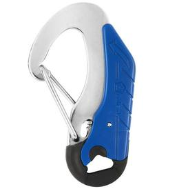 Double action safety hook 115mm, Blue - Wichard