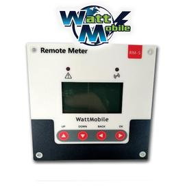 Remote Meter with Bluetooth for Solra Panel- Ecosol Watt Mobile (ESPrd)