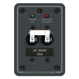 AC Main 30A- Blue Sea (8077)