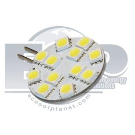 Halogen Replacements 12LED (JC10)- Cool White-Esp WattMobile (G4CW-12)