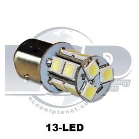 Halogen Replacements 13LED (#1142)- Warm White-Esp WattMobile (BA15D-13)